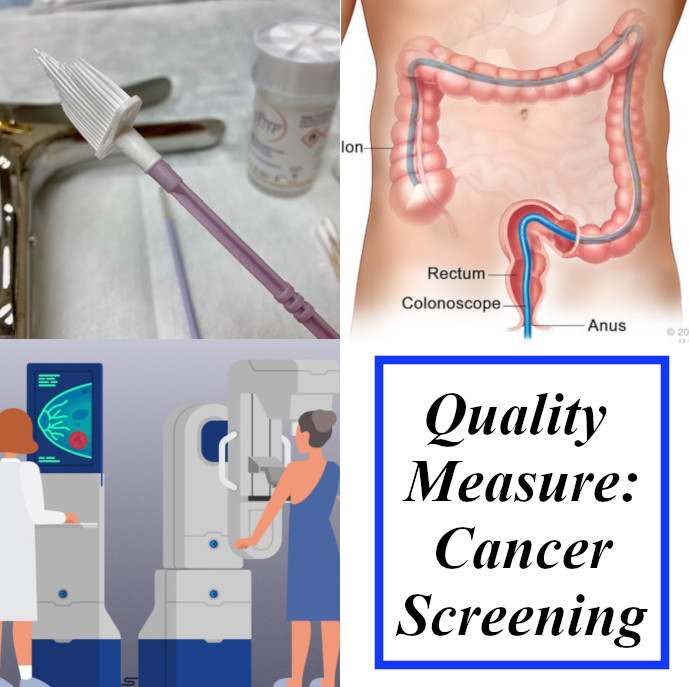 Quality Measure: Cancer Screening